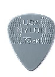 01._12-pack Dunlop Nylon  .73mm