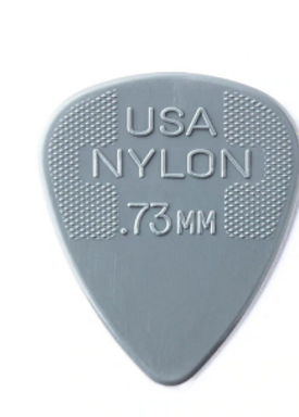01._12-pack Dunlop Nylon  .73mm