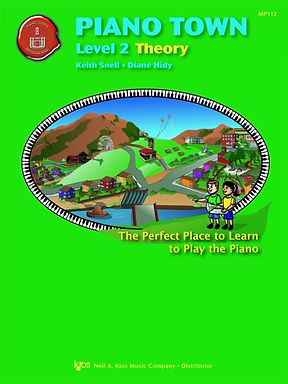 MP112 01.Piano Town Level 2 Theory