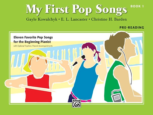 01.AlfredBPL My First Pop Songs