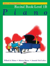 01.Alfred Basic Piano Library 1B Recital