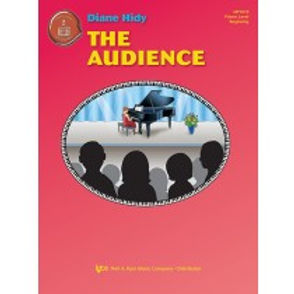 """MP1019 01.Piano Town """"The Audience"""" Primer Solo"""
