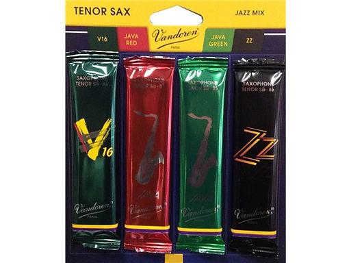 02. Vandoren (Paris) Tenor Sax Jazz Mix reeds