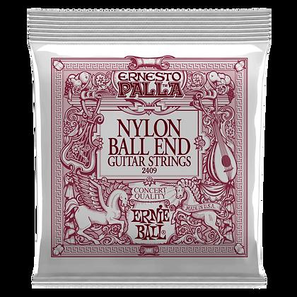 Classical String Set Ball End 28-42 Ernesto Palla Black & Gold
