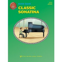 "01.Piano Town ""Classic Sonatina"" Level 2 Solo"