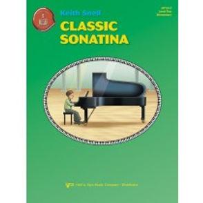 """MP1017 01.Piano Town """"Classic Sonatina"""" Level 2 Solo"""
