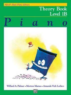 01.Alfred Basic Piano Library 1B Theory