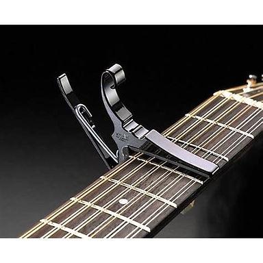 KG12BA Kyser 12-string Guitar Capo, Black