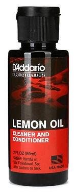 Cleaner - Daddario Lemon Oil Cleaner & Conditioner