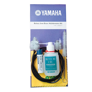 02.Yamaha Rotary Low Brass Care Kit