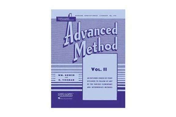 01.Rubank Advanced Method, Volume 1  (and oboe v.2)