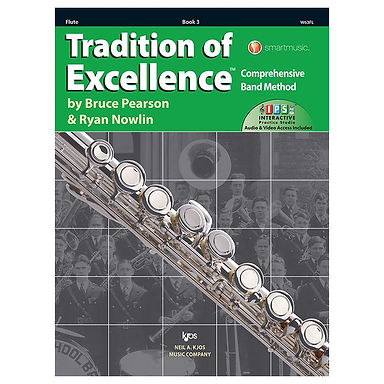 01. Book 3 Tradition of Excellence