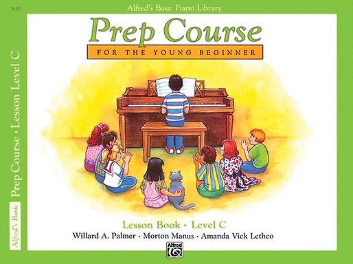 01.Alfred's Basic Piano Prep Course: Lesson C