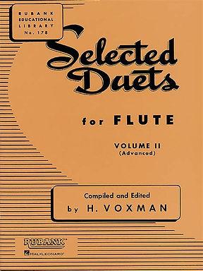 01.Rubank Flute Duets Vol. 2