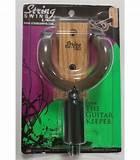 02.Guitar Hanger by String Swing - Oak