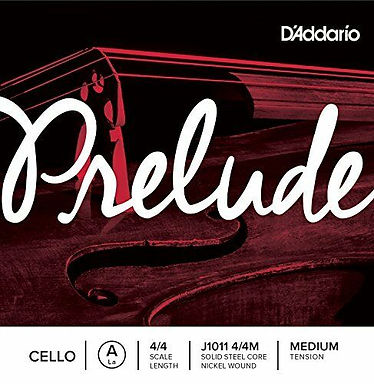 CELLO - Daddario Prelude Cello A String (see sizes list)