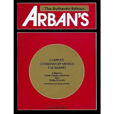 03. Q21X Arban Complete Conservatory Method for Cornet/Trumpet