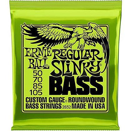 Ernie Ball  Regular Slinky Bass 2832 Electric Bass Strings set