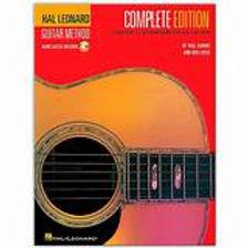 02.Hal Leonard Complete Guitar Method volumes 1-3