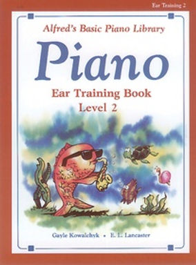 01. Level 2 Alfred Basic Piano Library Ear Training