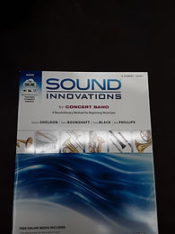 01. Book 1 Sound Innovations