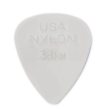 01._12-pack Dunlop Nylon  .38mm