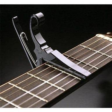 KPAC Kyser Classical Guitar Capo, Chrome