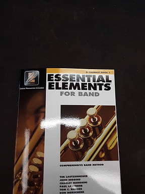 02.Essential Elements Book 1