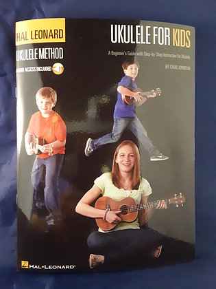 02.Ukulele For Kids (beginning)