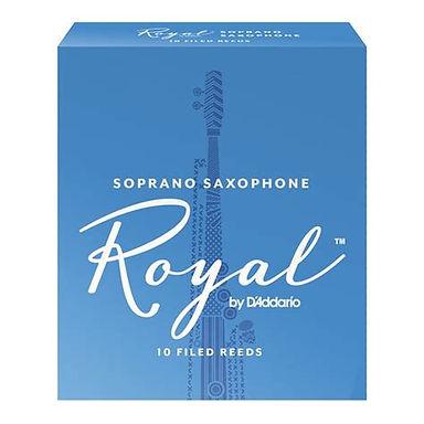 03. Royal Soprano Sax Reeds (10 Pack)