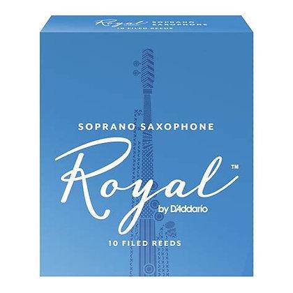 Royal Soprano Sax Reeds (10 Pack)