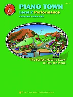 MP132 01.Piano Town Level 2 Performance
