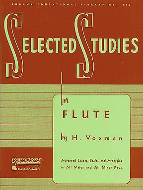 01.Rubank Selected Studies for Flute