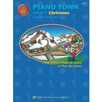 01.Piano Town Christmas Level 1