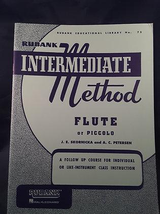 01.Rubank Intermediate Method