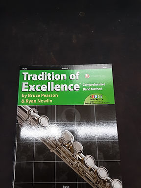 01.Tradition of Excellence Book 3