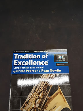 02. Book 2 Tradition of Excellence