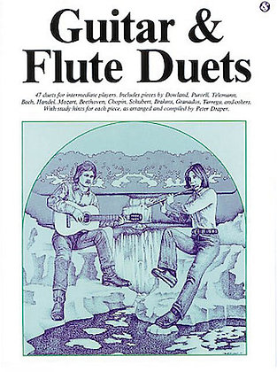02. AM41773 Guitar andFlute Duets