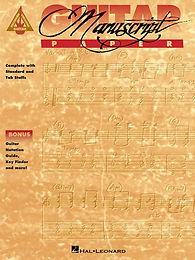 00210043 Recorded Versions Guitar Tab Paper