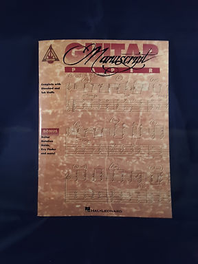 Recorded Versions Guitar Tab Paper