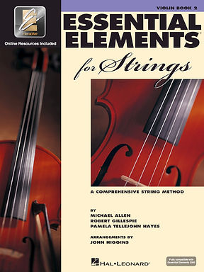 00868057_01. Essential Elements Violin Book 2