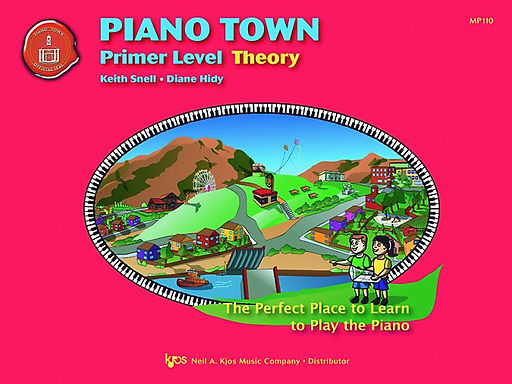MP113 01.Piano Town Primer Theory