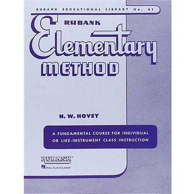 01.Rubank Elementary Method