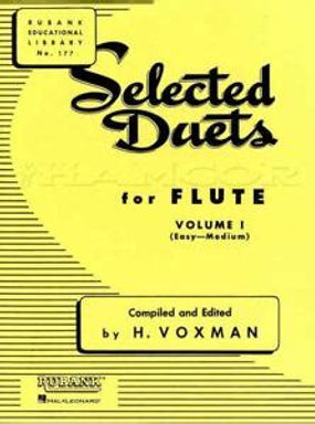01.Rubank Flute Duets Vol. 1