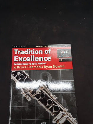 02.Tradition of Excellence Book 1