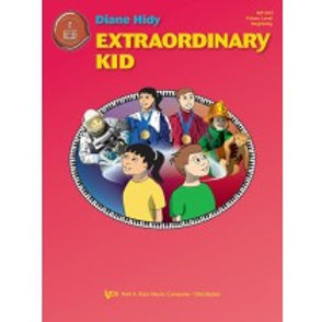 """MP1012 01.Piano Town """"Extraordinary Kid"""" Primer Solo"""