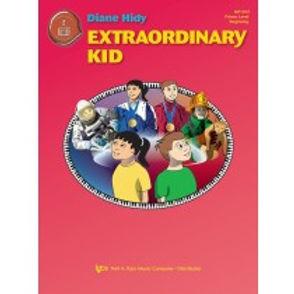"""01.Piano Town """"Extraordinary Kid"""" Primer Solo"""