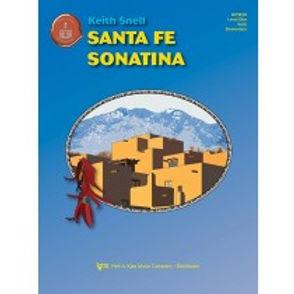 "MP1020 01.Piano Town ""Santa Fe Sonatina"" Level 1 Solo"