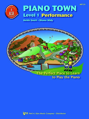 MP131 01.Piano Town Level 1 Performance