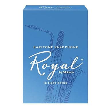 04. Royal Bari Sax Reeds (10 Pack)